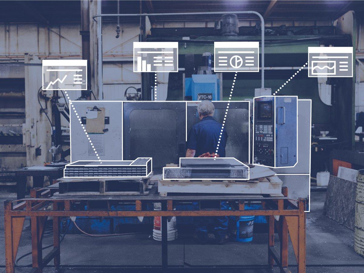 IoT CNC Machining