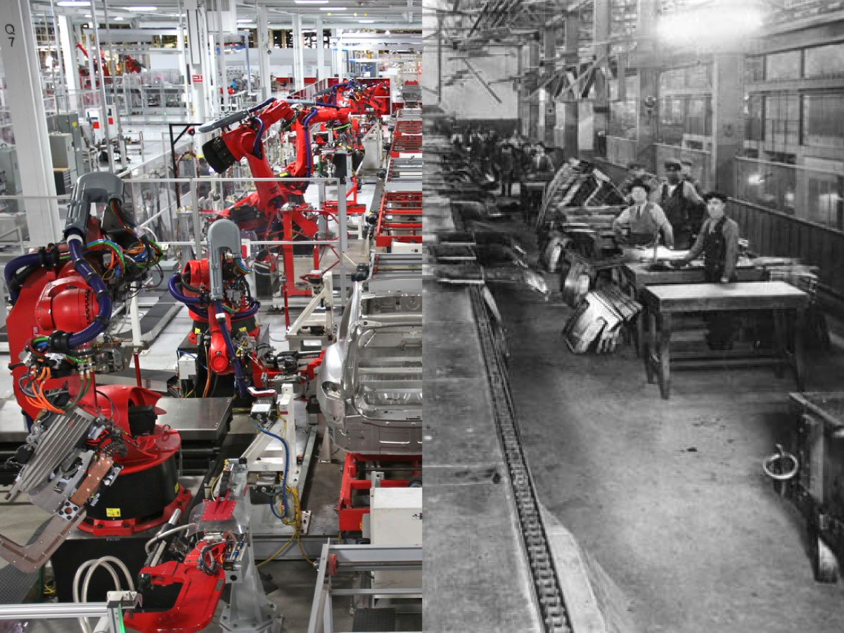automotive assembly lines