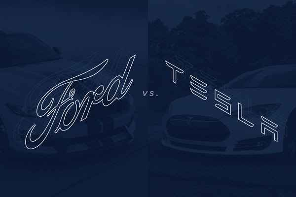 ford vs tesla manufacturing header