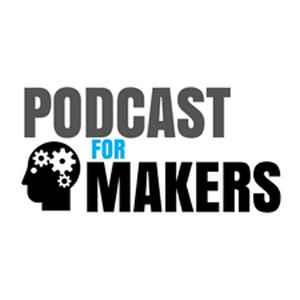 podcast makers press logo